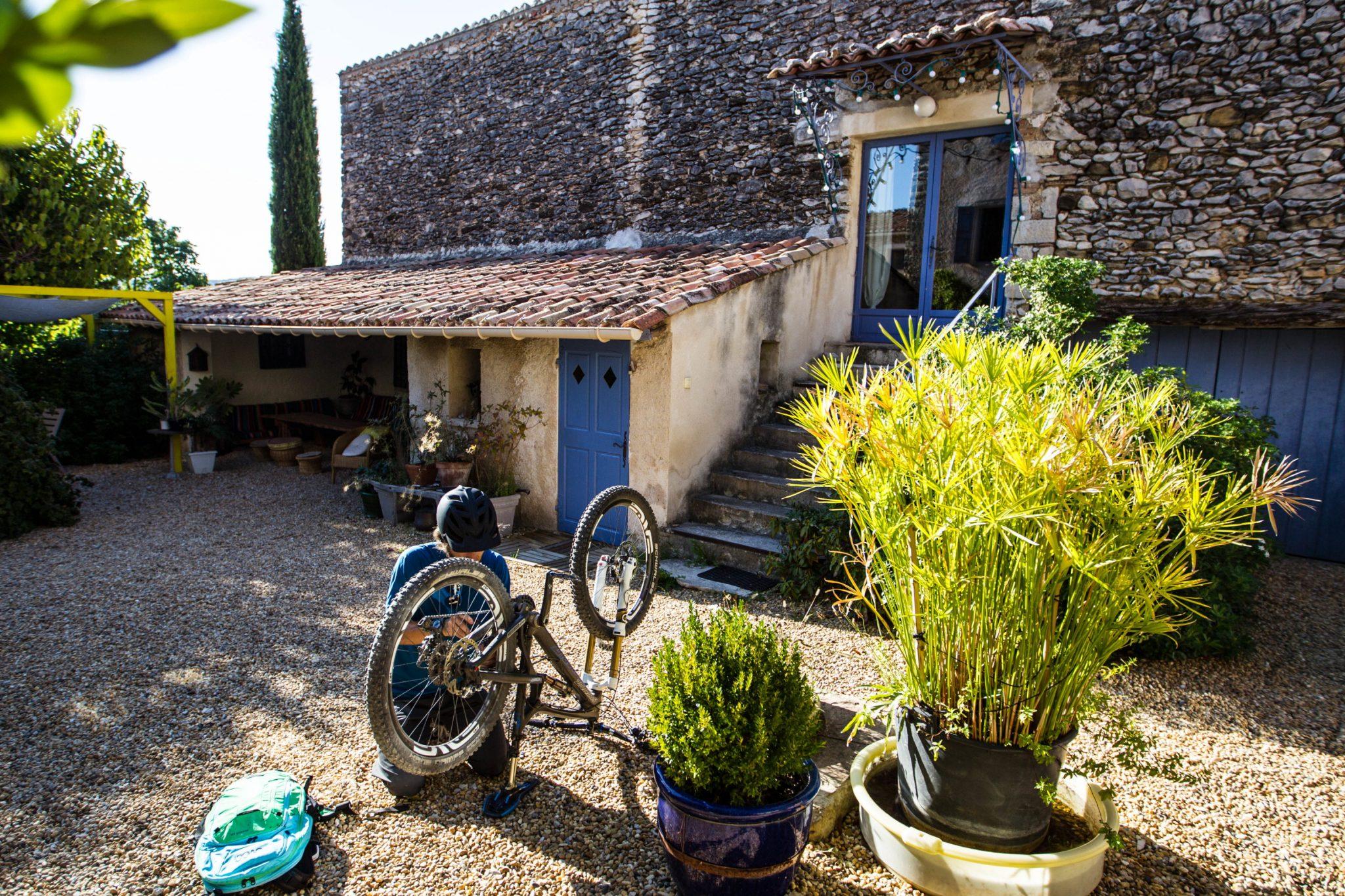 MTB Trans Provence, FR