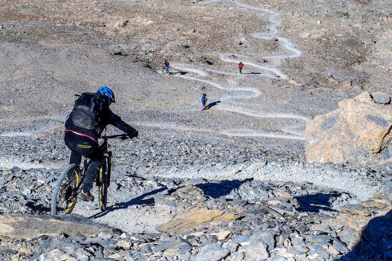 MTB Alpin Camp Westalpen