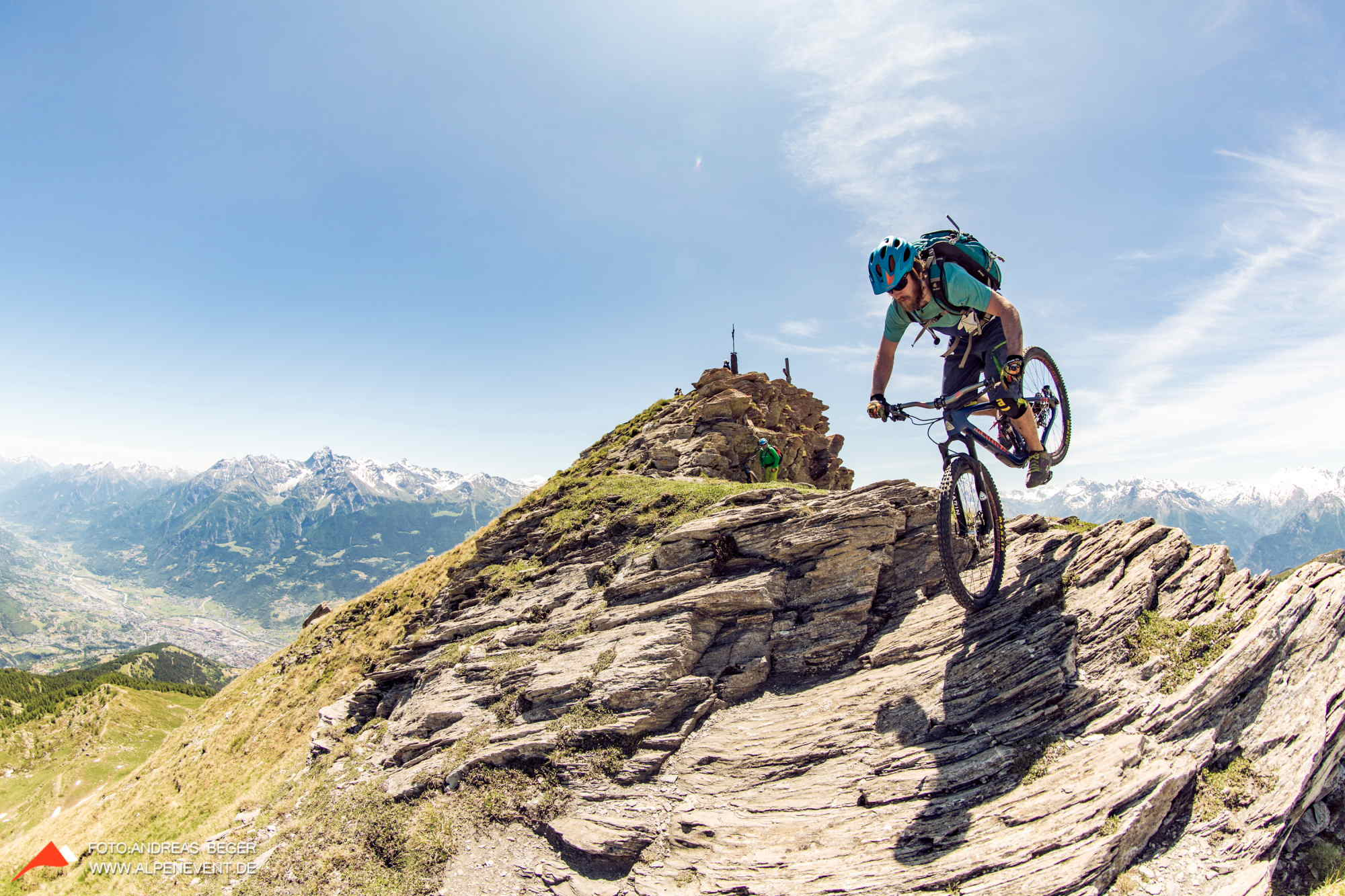 Ride Alpine Trails Mountainbike Freeride & Enduro Camp MTB Enduro Camp Individuelle Tourenbplanung Ride on