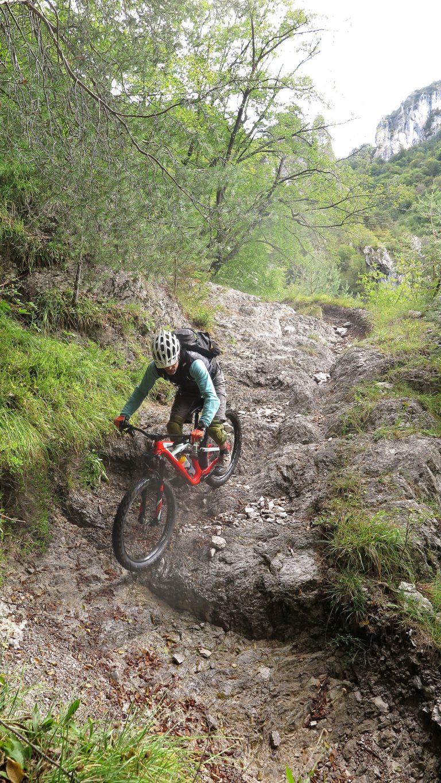 Ride Alpine Trails Mountainbike Freeride & Enduro Camp MTB Freeride Alpencross Ride on