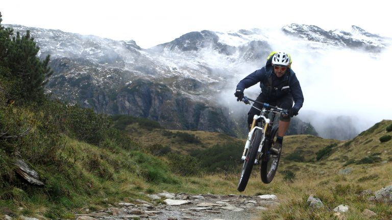 MTB Freeride Alpencross