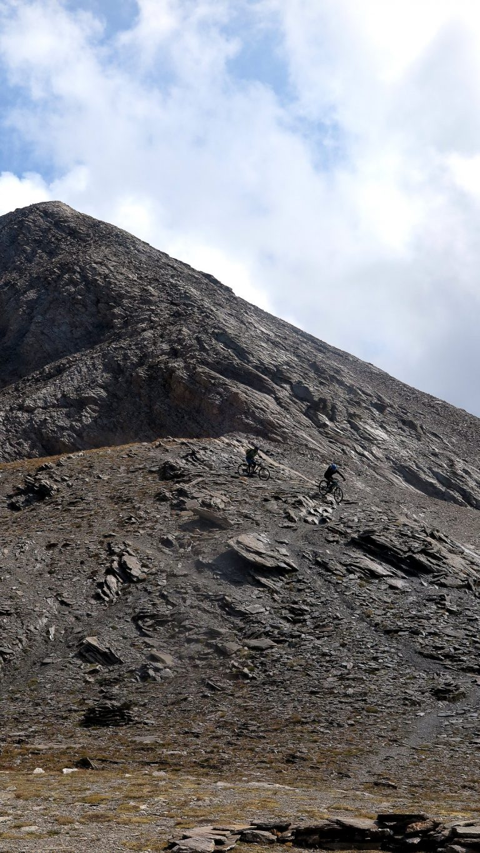 Ride Alpine Trails Mountainbike Freeride & Enduro Camp MTB Freeride Camp Hautes Alpes Ride on