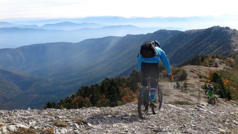 Ride Alpine Trails Mountainbike Freeride & Enduro Camp MTB Enduro Trans Provence Ride on