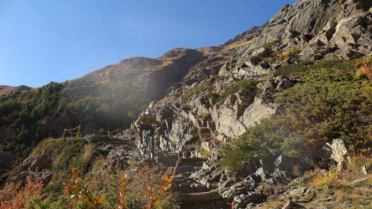 Ride Alpine Trails Mountainbike Freeride & Enduro Camp MTB Freeride Camp Aostatal Ride on