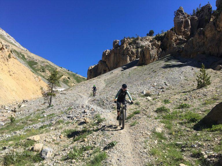 MTB Freeride Alpencross Westalpen