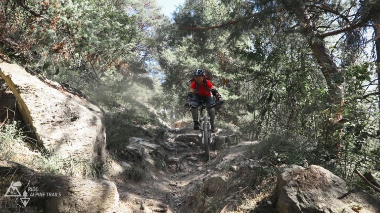 MTB Freeride Camp Aosta