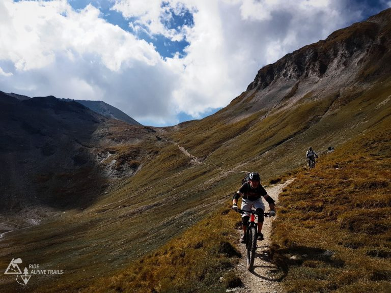 MTB Freeride Trail Attack