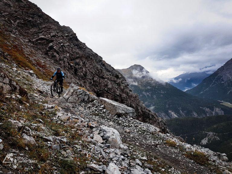 MTB Freeride Trail Attack