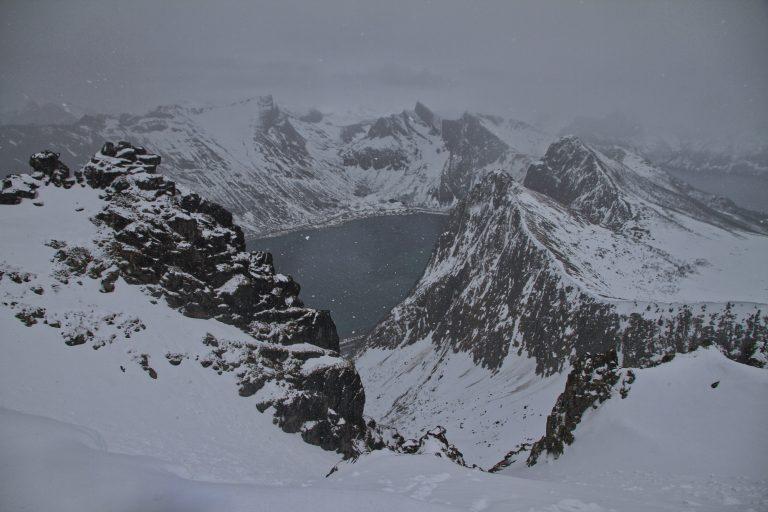 Skitouren Norwegen Roadtrip