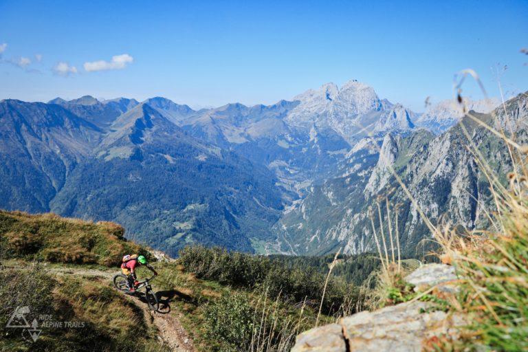 MTB Enduro Trail Camp Slowenien/ Friaul