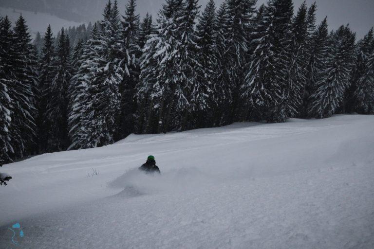 Freeridetouren Allgäu