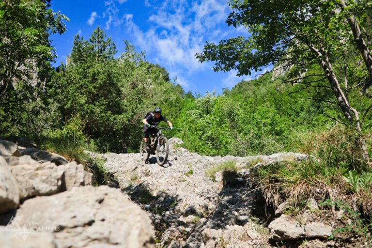 MTB Freeride Alpencrosss