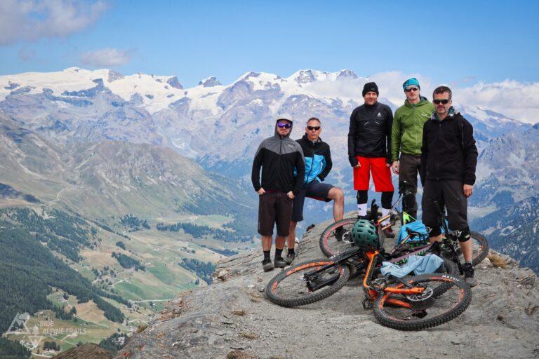 MTB Monte Rosa - Freeride Paradise