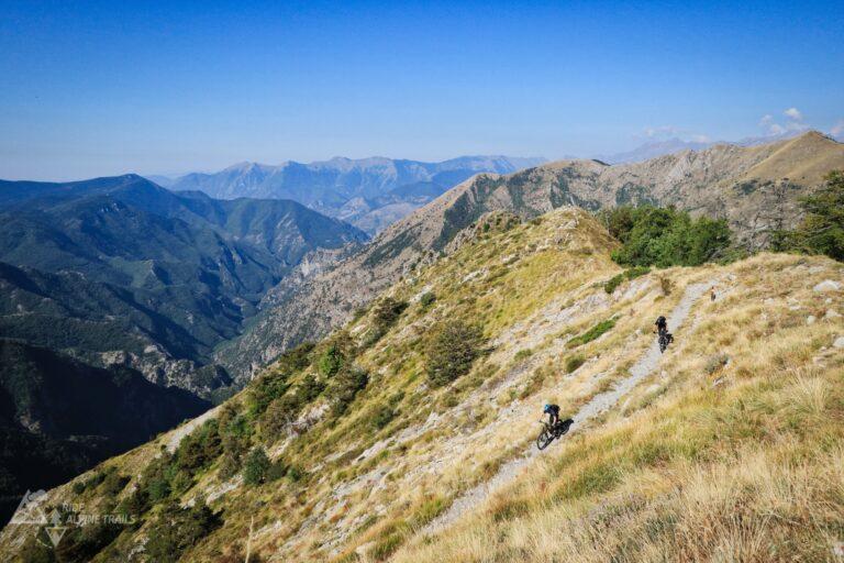 MTB Enduro Transalp Mont Blanc - Ventimiglia
